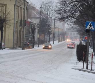 Sroga zima nawiedziła Wieluń. Może być jeszcze gorzej! Zobaczcie ZDJĘCIA