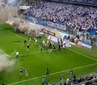 Kolejna kara dla Lecha Poznań za zadymę na meczu z Legią. Tym razem od Komisji Ligi