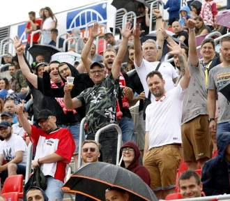 Kibice wierzyli w awans Abramczyk Polonii. Tak dopingowali drużynę [zdjęcia]