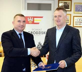 Podpisano umowę na budowę drogi Wilkowo Polskie – Celinki – Barchlin