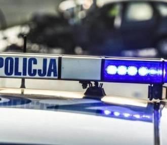 Annopol. Kierowca był uwięziony w płonącym samochodzie
