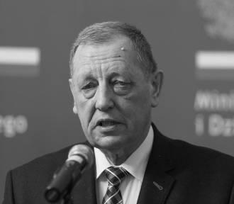 Minister Jan Szyszko nie żyje. Zmarł nagle dziś przed południem