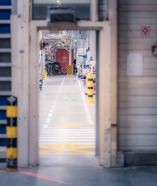 Po dwóch latach rozbudowy i 2 miliardach złotych zainwestowanych w nowe hale, maszyny i urządzenia, na ostatniej prostej jest już rozbudowa zakładu Volkswagen Poznań w Antoninku