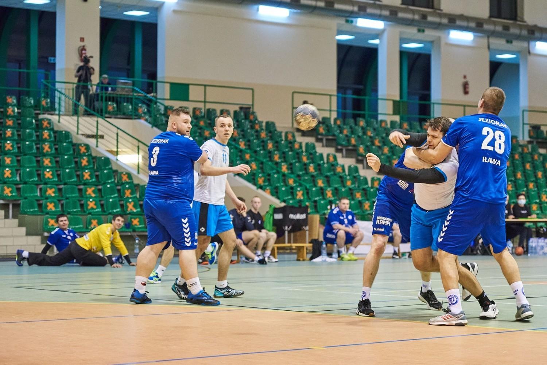 Mecz piłki ręcznej zorganizowano w hali sportowej Ośrodka Sportu i Rekreacji w Brodnicy