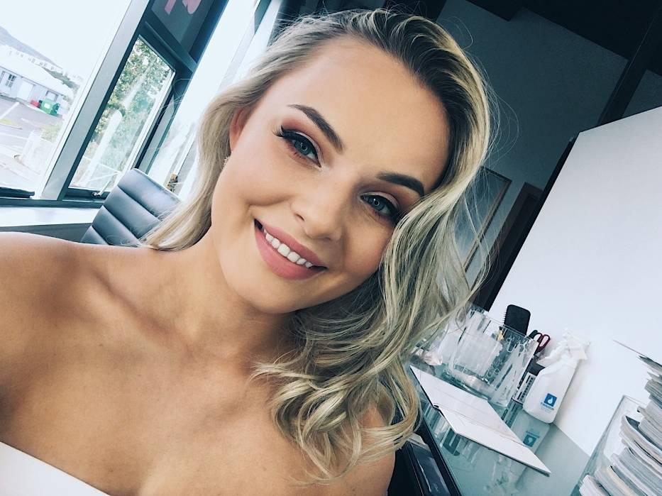 Marika Adrianna Kwiatkowska zostanie Miss Islandii 2017?
