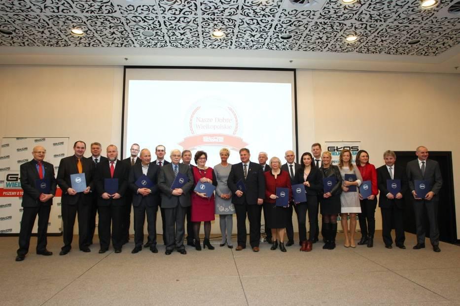 Gala Nasze Dobre Wielkopolskie: Znaki jakości przyznane