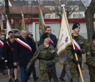 Tak świętowano 101 rocznicę Niepodległości Polski w Błaszkach (ZDJĘCIA)