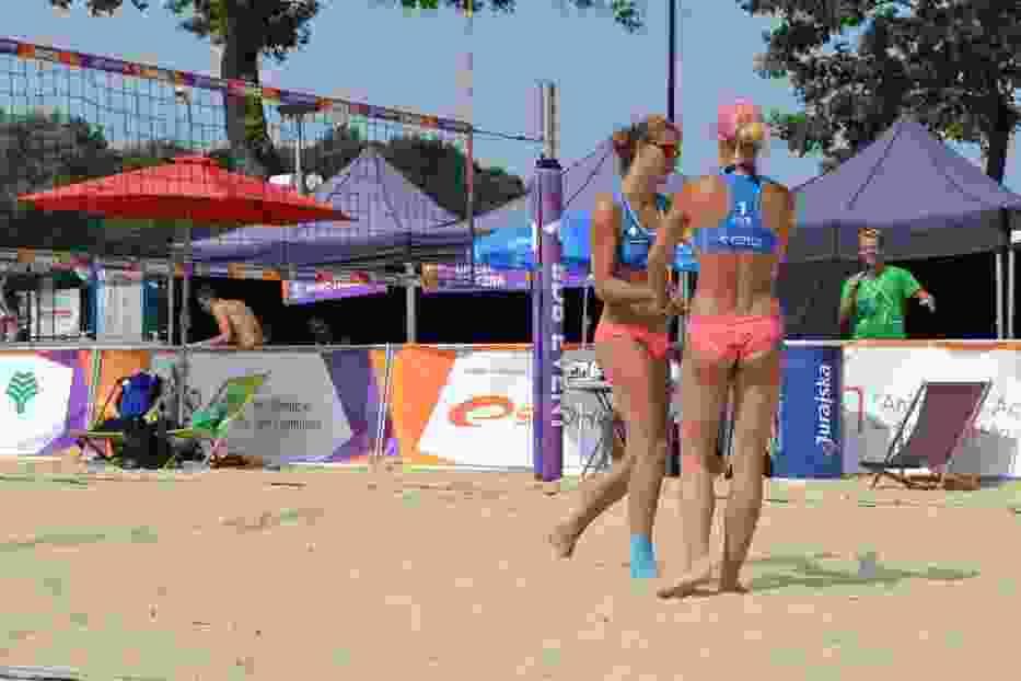 Plaża Open w Rybniku 2015