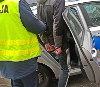 Rozbójnik z Wałbrzycha w rękach policji!