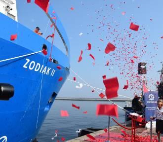 Zodiak II ochrzczony w Gdyni. To perełka polskiej myśli technicznej