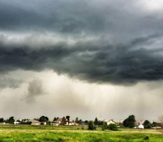 Burze z gradem w województwie lubelskim. Jest ostrzeżenie IMGW