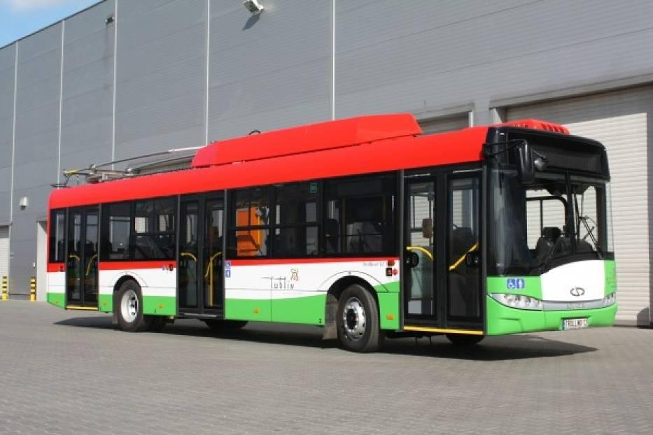 Tak wyglądają trolejbusy dla Lublina