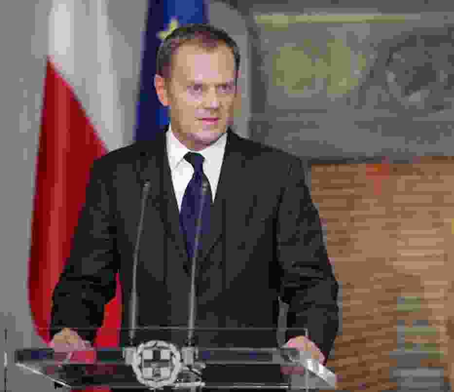 Donald Tusk - Prezes Rady Ministrów