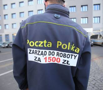 Listonosze na L4 w Świdnicy i Świebodzicach. We Wrocławiu zachorują w poniedziałek