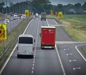 Roboty drogowe na autostradzie A4 [UTRUDNIENIA]