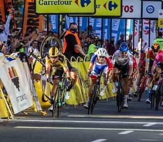 Dramat pod Spodkiem na Tour de Pologne ZDJĘCIA, WIDEO