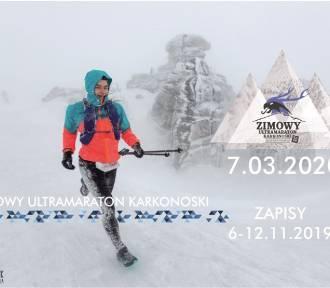 Trwają zapisy na 7. edycję Zimowego Ultramaratonu Karkonoskiego.