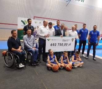 W Wałbrzychu koszykówka to więcej niż dyscyplina sportu. Ma wsparcie miasta!