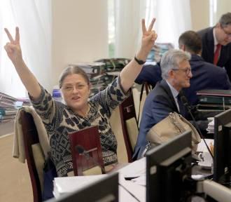 Sąd nie zajmie się wypowiedzią Krystyny Pawłowicz w sprawie ruchu LGBT