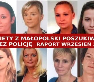 Kobiety poszukiwane przez małopolską policję. Złodziejki, oszustki, alimenciarki [RAPORT