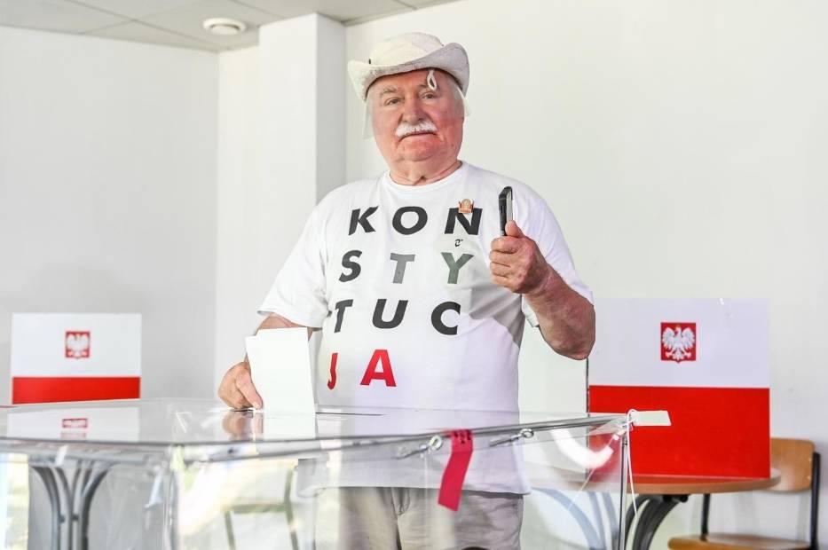 Lech Wałęsa gościł ostatnio u Kuby Wojewódzkiego