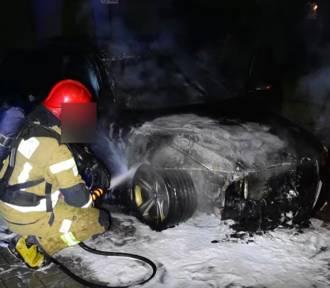 Wysoki stopniem strażak podejrzany o podpalenie aut innych strażaków!
