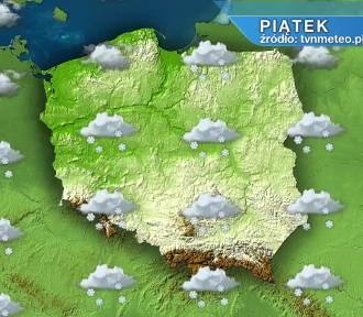 Zima wróciła na Dolny Śląsk tylko na chwilę. Prognoza do wtorku, 29 stycznia!