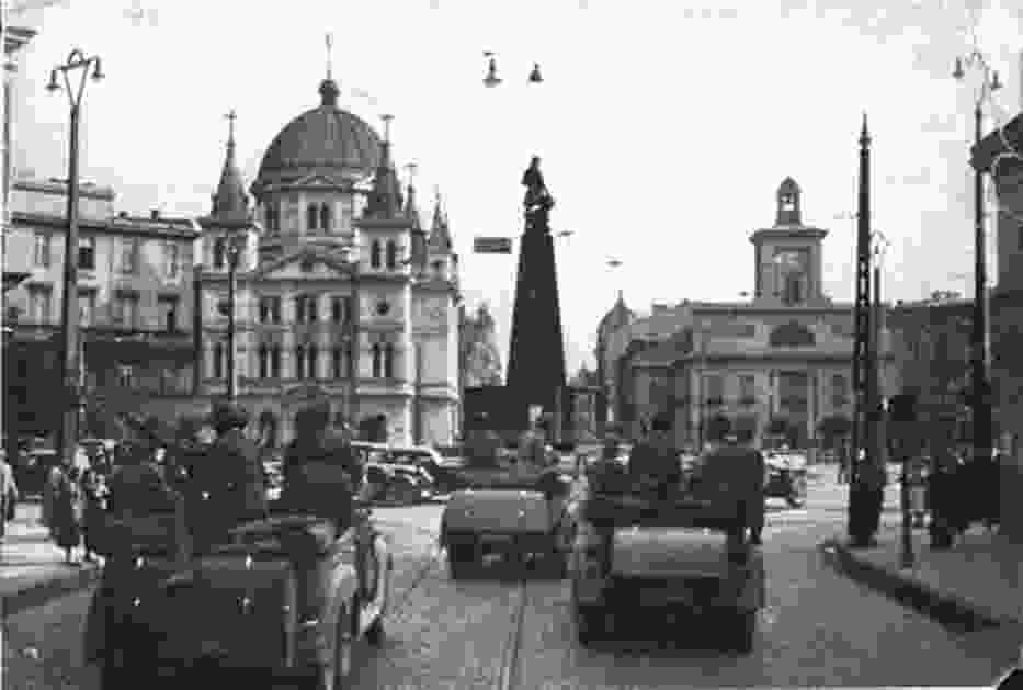 Armia hitlerowska wkroczyła do Łodzi 9 września 1939 roku