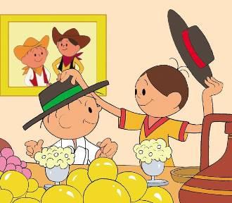 TOP 10 postaci w kapeluszach z kreskówek [ZDJĘCIA]