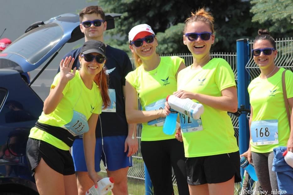 Charytatywny półmaraton w Piątnicy
