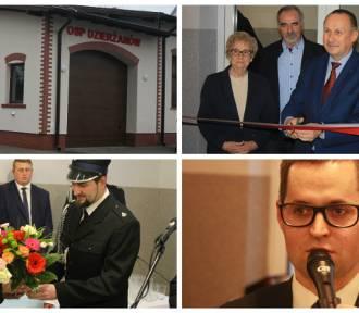 Otwarcie rozbudowanej świetlicy wiejskiej w Dzierżanowie [ZDJĘCIA]