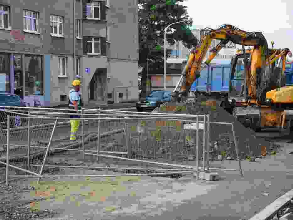 Przebudowa ulicy Niemodlińskiej w Opolu