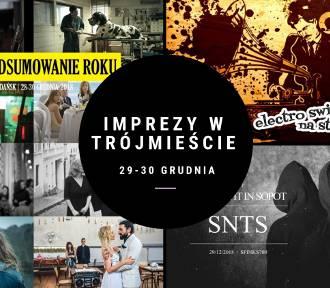 Najlepsze imprezy w Trójmieście w ostatni weekend 2018 roku!