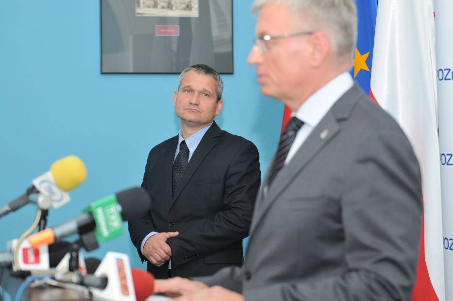 Nowi ludzie prezydenta Poznania: Solarski wiceprezydentem, Bartosik szefem ZKZL