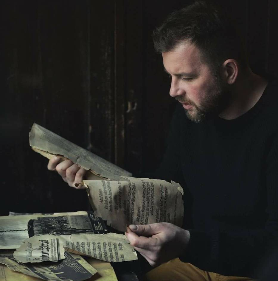 History Hiking: Co kryje ponad 100-letnia kronika z Jedlinki?