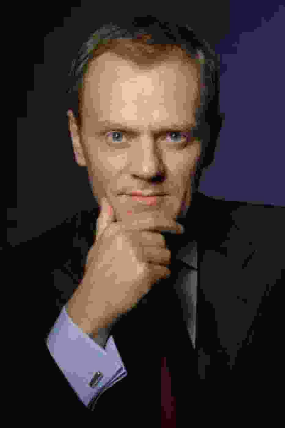 Zdjęcie Donalda Tuska z oficjalnej strony Premiera RP