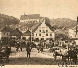 Kazimierz Dolny na starych zdjęciach. Jak wyglądało miasto po odzyskaniu Niepodległości