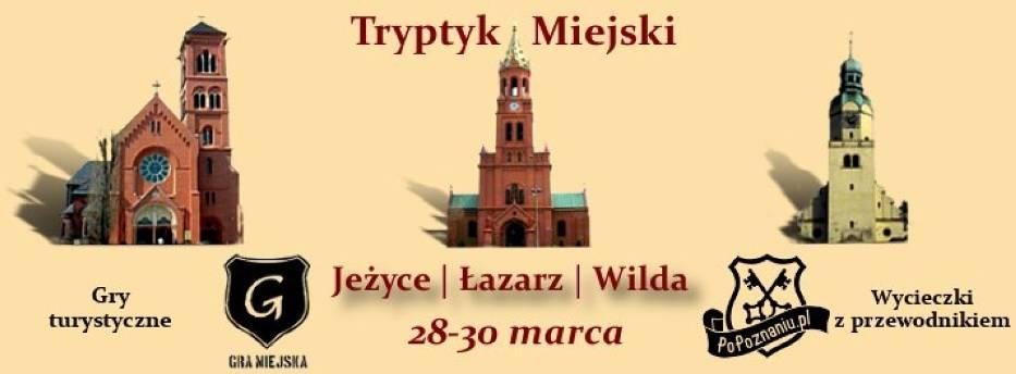 Po Poznaniu - Trzy dni wycieczek z przewodnikiem