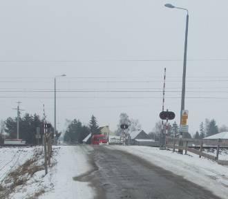 Zamknięcie przejazdu kolejowego w Starych Oborzyskach