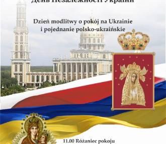 Licheń. Dzień Niepodległości Ukrainy