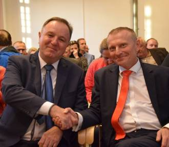 Nowy Dwór Gdański. Jacek Michalski kontra Romuald Rutkowski. Debata kandydatów na burmistrza