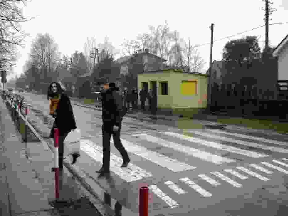 Zatoka autobusowa ma powstać przy gimnazjum w Gruszczycach
