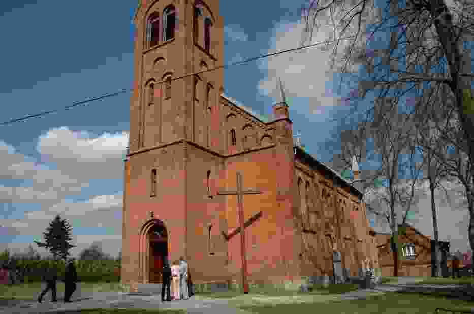Kościół parafialny Najświętszego Serca Pana Jezusa w Rzeczenicy