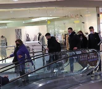 Łodzianie ruszyli na zakupy