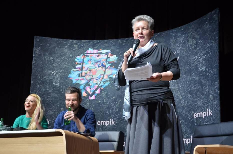 Katarzyna Bonda, Zygmunt Miłoszewski, Monika Płatek