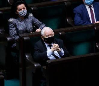 Jarosław Kaczyński do opozycji: Macie krew na rękach. Opozycja: Będziesz siedział