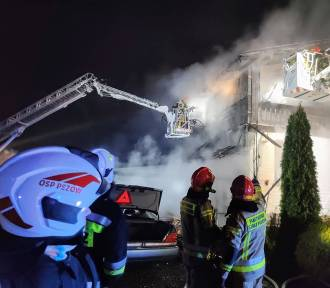 Ranking OSP: Którzy strażacy ochotnicy byli najbardziej zapracowani w 2020 roku?