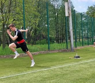 GKS Bełchatów  trenuje przed  meczem z Sandecją