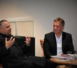 Spotkanie z Januszem Kawałko, autorem wspomnień o wizycie Papieża