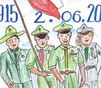 Hufiec ZHP świętuje 105. rocznicę utworzenia pierwszej drużyny